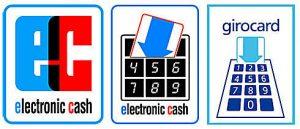 Hier ist auch Kartenzahlung möglich.